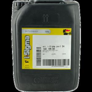 Моторное масло Agip Eni i-Sigma Perfomance E4 10W-40