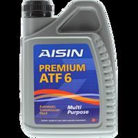 Моторное масло Aisin Premium ATF 6