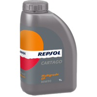Моторное масло Repsol Cartago Multigrado EP 80w-90/85w-140