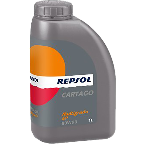 Repsol Cartago Multigrado EP 80w-90/85w-140