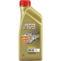 Моторное масло Castrol Edge 0w-40 A3/B4 Titanium