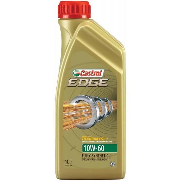 Castrol Edge 10w-60 Titanium