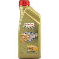Моторное масло Castrol Edge 5w-40 Titanium
