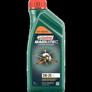 Моторное масло Castrol Magnatec Stop-Start 5w-20 E