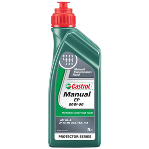 Моторное масло Castrol Manual EP 80W-90