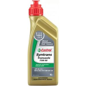 Моторное масло Castrol Syntrans Transaxle 75w-90