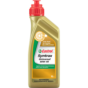 Моторное масло Castrol Syntrax Universal 80W-90