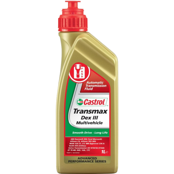 Castrol Transmax Dex III Multivehicle