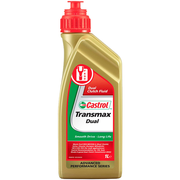 Castrol Transmax Dual