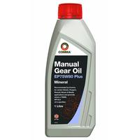 Моторное масло Comma EP75W-80 Plus
