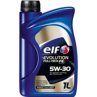 Моторное масло Elf Evolution Full-Tech FE 5w-30