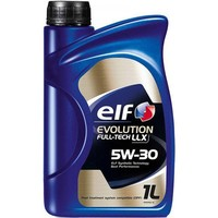 Моторное масло Elf Evolution Full-Tech LLX 5w-30