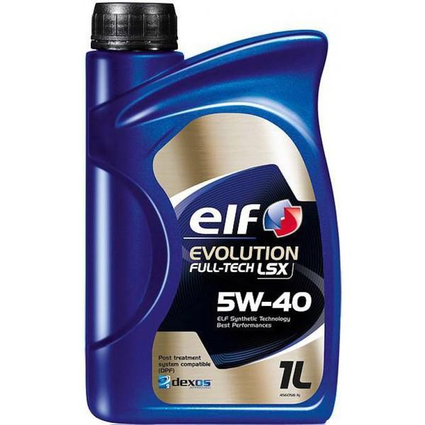 Elf Evolution Full-Tech LSX 5W-40