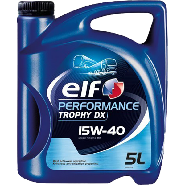 Elf Performance Trophy DX 15w-40