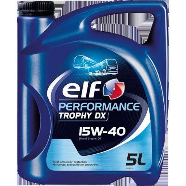 Elf Performance Trophy DX 15w-40