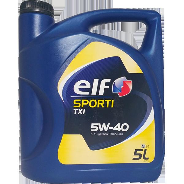 Elf Sporti TXI 5W-40