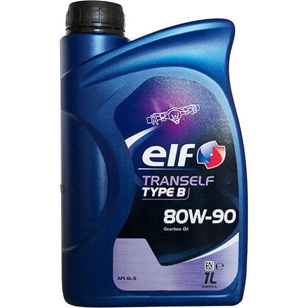Elf Tranself Type B 80w-90 GL-5