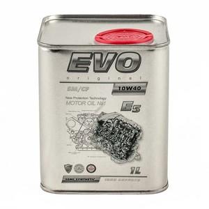 Моторное масло EVO E5 10W-40 SM/CF