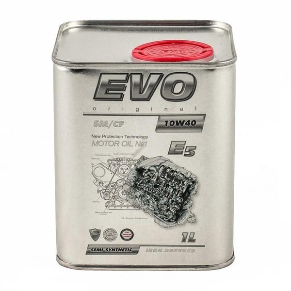 EVO E5 10W-40 SM/CF