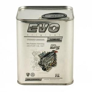 Моторное масло EVO Turbo Diesel D5 10W-40