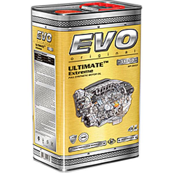 EVO Ultimate Extreme 5W-50