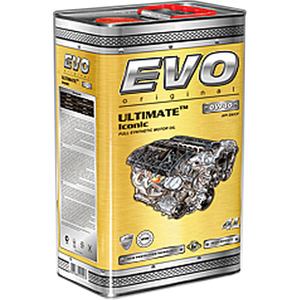 Моторное масло EVO Ultimate Iconic 0W-40
