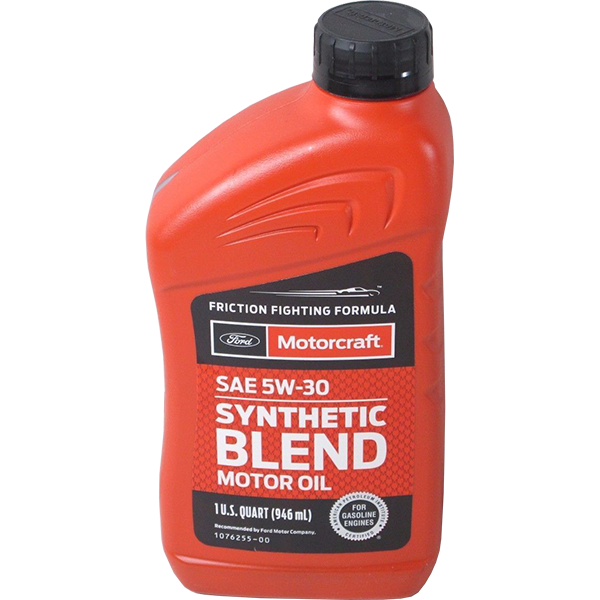 Ford Motorcraft Synthetic Blend 5W-30