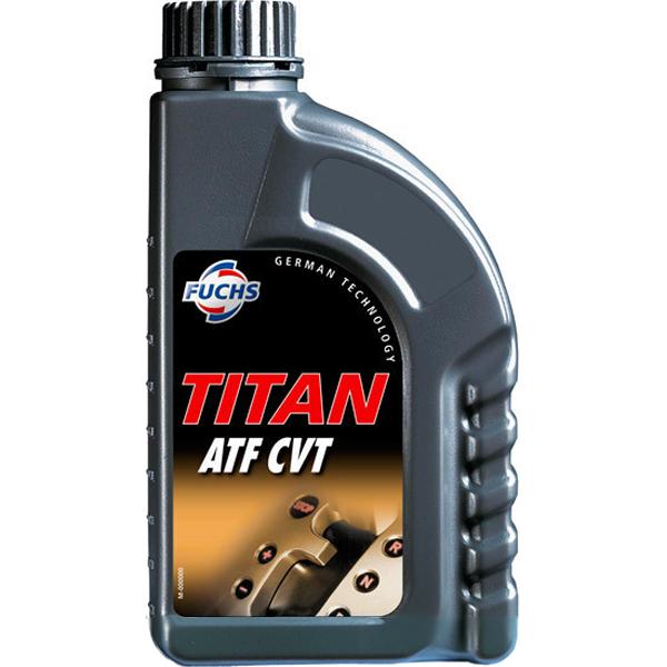 Fuchs Titan ATF СVT