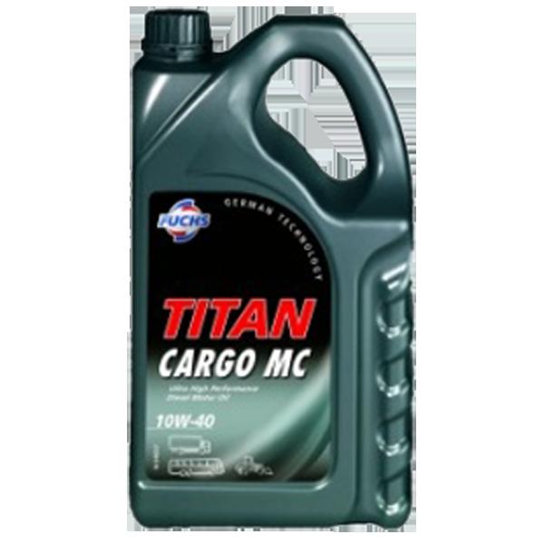 Fuchs Titan Cargo MC 10W-40