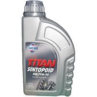 Моторное масло Fuchs Titan Sintopoid 75w-90