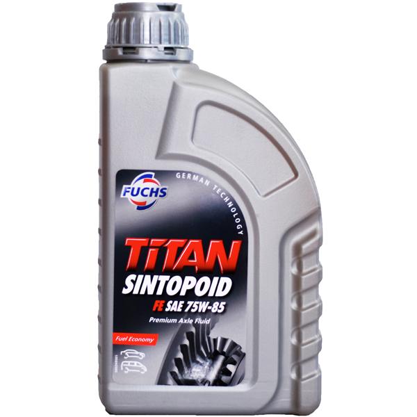 Fuchs Titan Sintopoid FE 75w-85