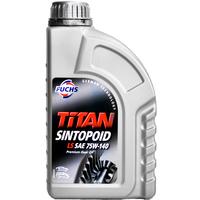 Моторное масло Fuchs Titan Sintopoid LS 75w-140