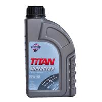 Моторное масло Fuchs Titan Supergear 80w-90
