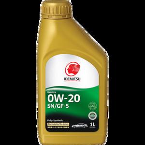 Моторное масло Idemitsu 0w-20 SN/GF-5