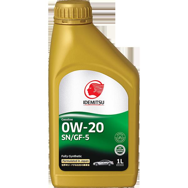 Idemitsu 0w-20 SN/GF-5