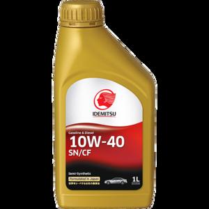 Моторное масло Idemitsu 10w-40 SN/CF