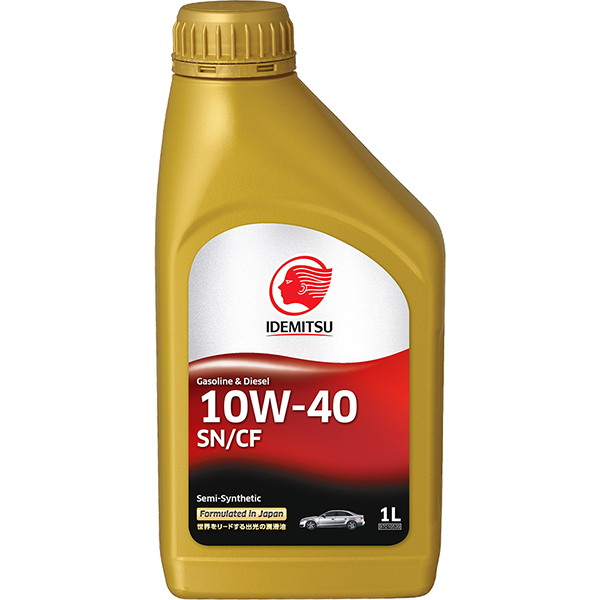 Idemitsu 10w-40 SN/CF