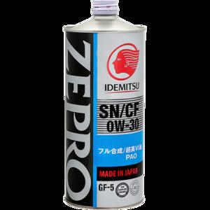 Моторное масло Idemitsu Zepro Touring Pro 0w-30