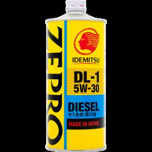 Моторное масло Idemitsu Zepro Diesel DL-1 5w-30