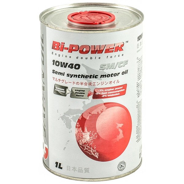 Japan Oil Bi-Power 10W-40