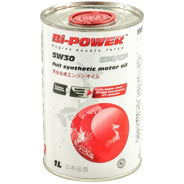 Japan Oil Bi-Power 5W-30