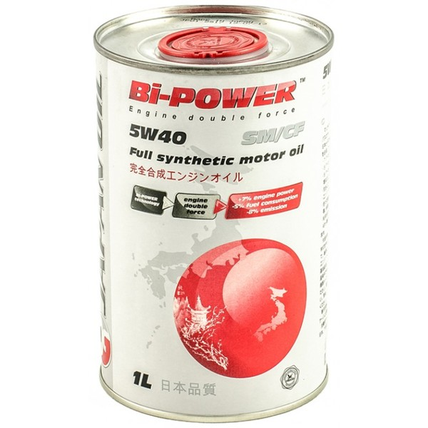Japan Oil Bi-Power 5W-40