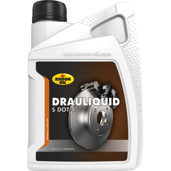 Kroon-Oil Drauliquid-S DOT 4