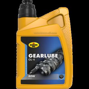 Моторное масло Kroon-Oil GEARLUBE GL-4 80W