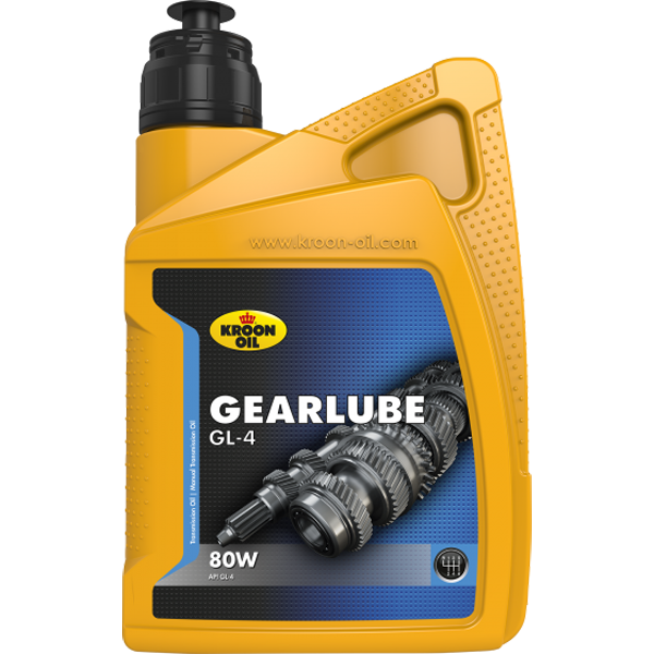 Kroon-Oil GEARLUBE GL-4 80W