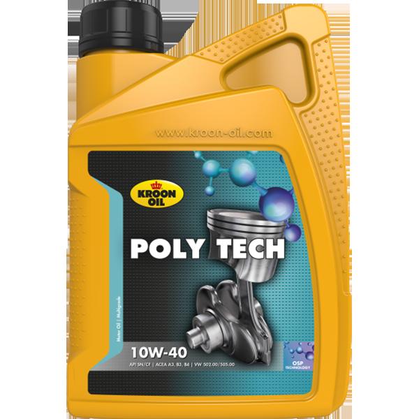 Kroon-Oil Poly Tech 10W-40
