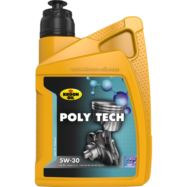 Kroon-Oil Poly Tech 5W-30