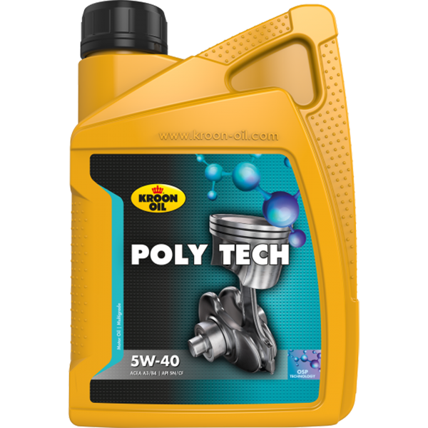 Kroon-Oil Poly Tech 5W-40