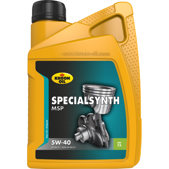 Kroon-Oil Specialsynth MSP 5W-40