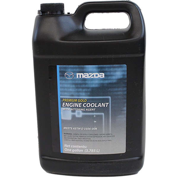 Mazda Premium Gold Engine Coolant -37